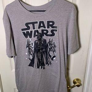 Star Wars men's xl